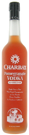 Charbay Vodka Pomegranate 70@